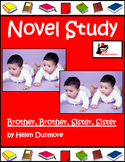 Novel Study - Brother, Brother, Sister, Sister
