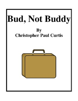 Bud Not Buddy Projects Teaching Resources Teachers Pay Teachers