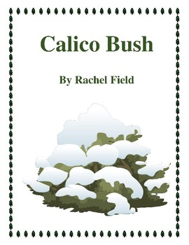 Novel Study, Calico Bush Study Guide
