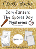 Novel Study-Cam Jansen: The Sports Day Mysteries