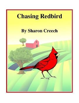 Novel Study, Chasing Redbird (by Sharon Creech) Study Guide