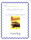 Novel Study-  Chocolate Fever