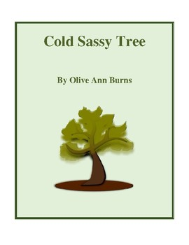 Novel Study, Cold Sassy Tree (by Olive Ann Burns) Study Guide