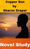 Copper Sun Novel Study by Sharon Draper