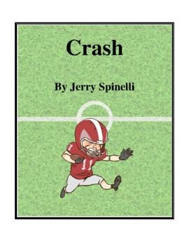 Novel Study, Crash (by Jerry Spinelli) Study Guide