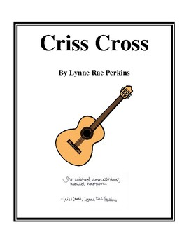 Novel Study, Criss Cross (by Lynne Rae Perkins) Study Guide