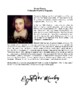 Novel Study, Doctor Faustus (by Christopher Marlowe) Study Guide