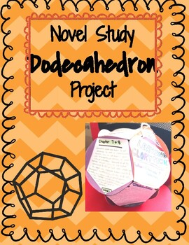 Novel Study Dodecahedron Project
