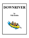 Downriver (by Will Hobbs) Study Guide