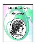Novel Study, Edith Hamilton's Mythology Study Guide