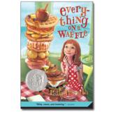 Novel Study: Everything on a Waffle