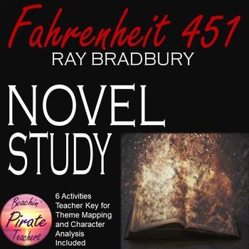 Novel Study: Fahrenheit 451 by Ray Bradbury
