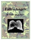 Novel Study, Fallen Angels (by Walter Dean Myers) Study Guide
