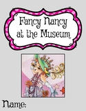 Novel Study- Fancy Nancy at the Museum