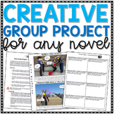 Novel Study Final Group Project (for ANY short story, book