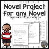Novel Study Final Project