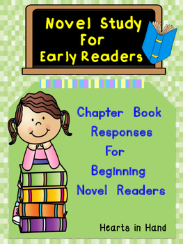 Novel Study For Early Readers