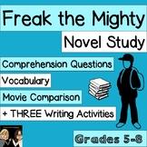 Novel Study: Freak the Mighty