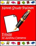 Novel Study - Frindle