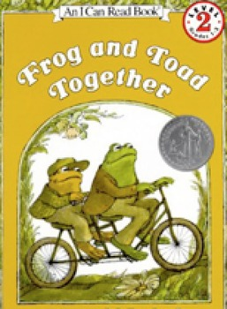 Novel Study: Frog and Toad Together