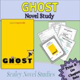 Novel Study: GHOST by Jason Reynolds