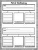 Novel Study Graphic Organizers ~ FREEBIE