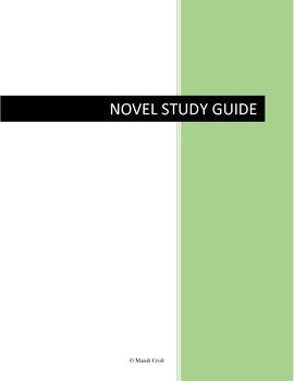 Novel Study Guide