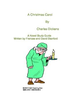 Novel Study Guide for A Christmas Carol