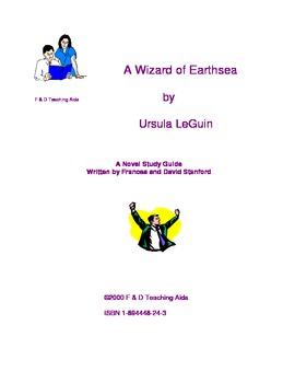 Novel Study Guide for A Wizard of Earthsea
