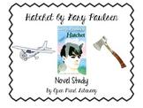 Novel Study:   Hatchet by Gary Paulsen