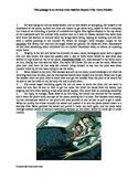 Novel Study Hatchet ch 2 STAAR