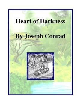 Novel Study, Heart of Darkness (by Joseph Conrad) Study Guide