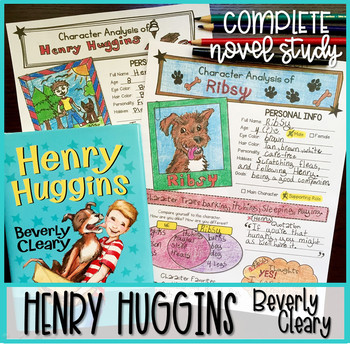 Novel Study: Henry Huggins by Beverly Cleary