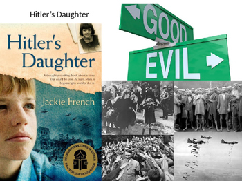 Novel Study Hitler's Daughter