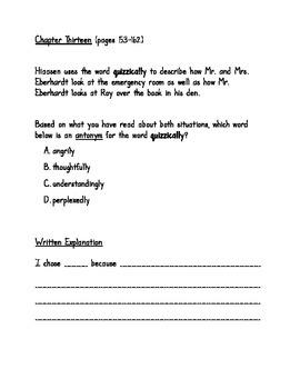 Novel Study: Hoot by Carl Hiaasen (Chapters 13-Epilogue)