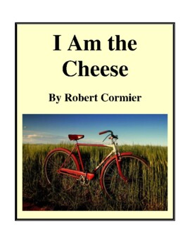 i am the cheese teaching resources teachers pay teachers rh teacherspayteachers com I AM the Cheese Criticism I AM the Cheese Book