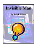 Novel Study, Invisible Man (by Ralph Ellison) Study Guide