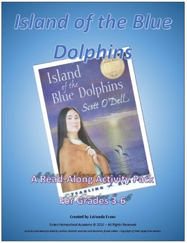 "Novel Study - ""Island of the Blue Dolphins"""