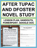 After Tupac and Dfoster Novel Study Jacquelin Woodson Less