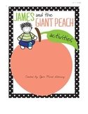 Novel Study-  James and the Giant Peach