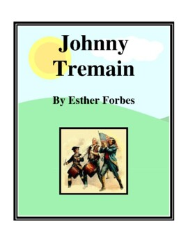 Johnny tremain teaching resources teachers pay teachers novel study johnny tremain by ester forbes study guide fandeluxe Gallery