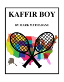 Kaffir Boy (by Mark Mathabane) Study Guide