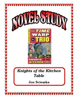 Novel Study - Knights of the Kitchen Table (Scieszka)