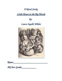 Novel Study:  Little House in the Big Woods