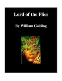 Lord of the Flies (by William Golding) Study Guide