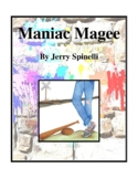 Novel Study, Maniac Magee (by Jerry Spinelli) Study Guide