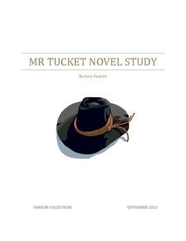 Novel Study Mr. Tucket