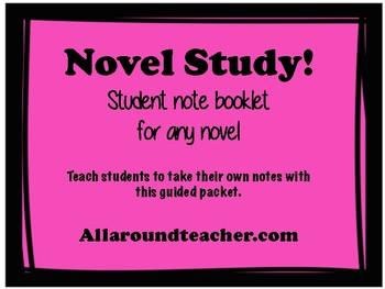 Novel Study Notes