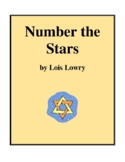 Novel Study, Number the Stars (by Lois Lowry) Study Guide