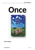 Novel Study - Once by Morris Gleitzman